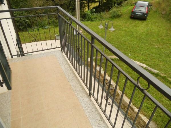 Villa in vendita a Borzonasca, Acero, Arredato, con giardino, 170 mq - Foto 9