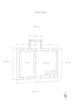 Villa in vendita a Borzonasca, Acero, Arredato, con giardino, 170 mq - Foto 3