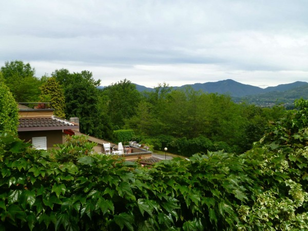 Villetta a schiera in vendita a Bregano, Residence Plan, Arredato, con giardino, 171 mq - Foto 9