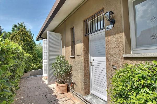 Villetta a schiera in vendita a Bregano, Residence Plan, Arredato, con giardino, 171 mq - Foto 25