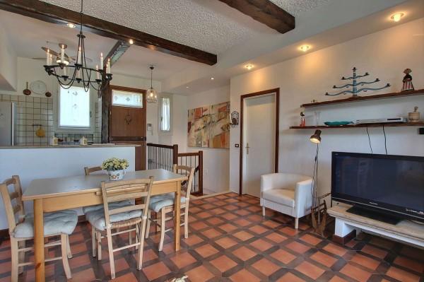 Villetta a schiera in vendita a Bregano, Residence Plan, Arredato, con giardino, 171 mq - Foto 38