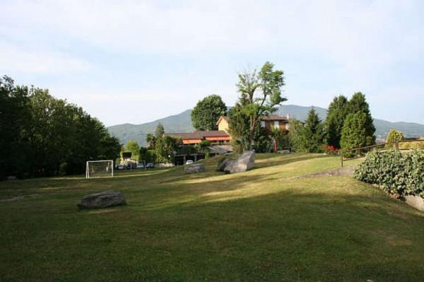 Villetta a schiera in vendita a Bregano, Residence Plan, Arredato, con giardino, 171 mq - Foto 13