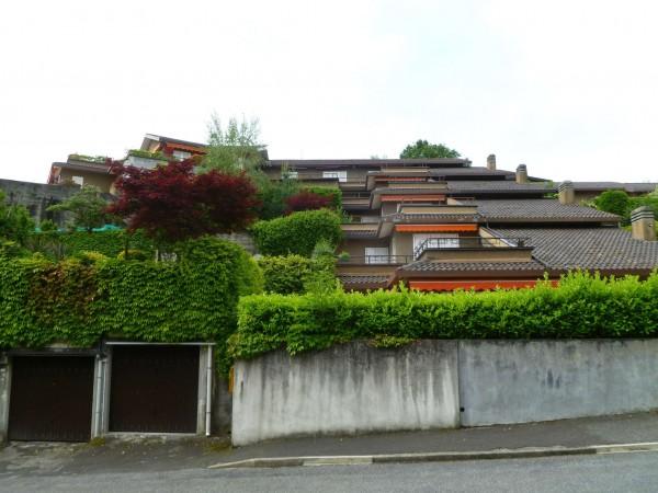 Villetta a schiera in vendita a Bregano, Residence Plan, Arredato, con giardino, 171 mq - Foto 7