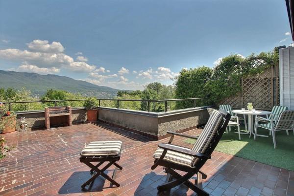 Villetta a schiera in vendita a Bregano, Residence Plan, Arredato, con giardino, 171 mq - Foto 23
