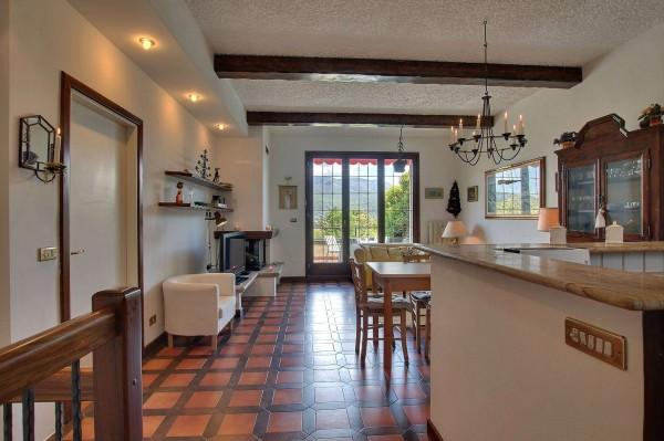 Villetta a schiera in vendita a Bregano, Residence Plan, Arredato, con giardino, 171 mq - Foto 29