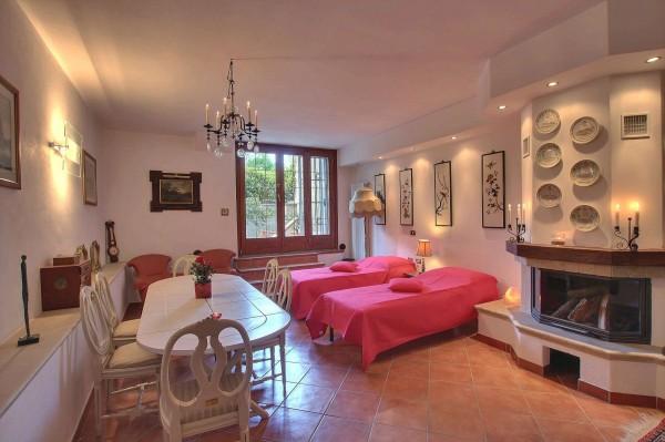 Villetta a schiera in vendita a Bregano, Residence Plan, Arredato, con giardino, 171 mq - Foto 32