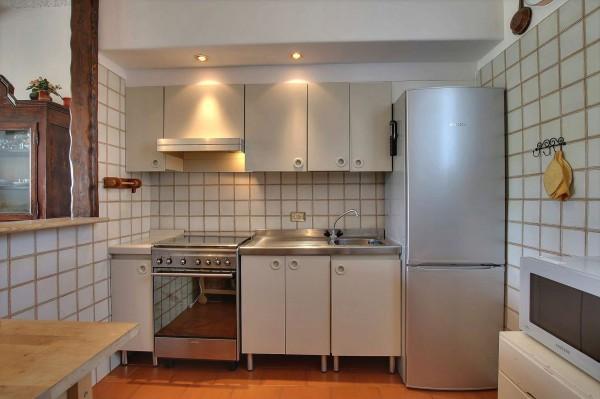 Villetta a schiera in vendita a Bregano, Residence Plan, Arredato, con giardino, 171 mq - Foto 35