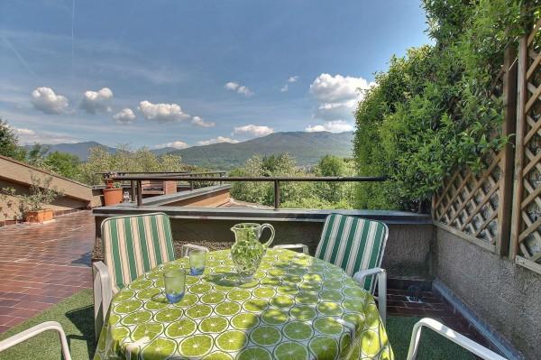 Villetta a schiera in vendita a Bregano, Residence Plan, Arredato, con giardino, 171 mq