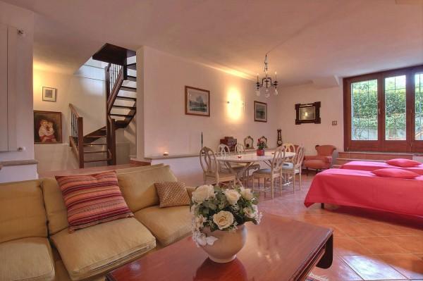 Villetta a schiera in vendita a Bregano, Residence Plan, Arredato, con giardino, 171 mq - Foto 34