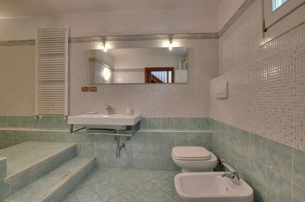 Villetta a schiera in vendita a Bregano, Residence Plan, Arredato, con giardino, 171 mq - Foto 40