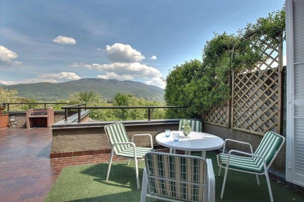 Villetta a schiera in vendita a Bregano, Residence Plan, Arredato, con giardino, 171 mq - Foto 30
