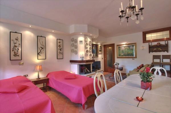 Villetta a schiera in vendita a Bregano, Residence Plan, Arredato, con giardino, 171 mq - Foto 26