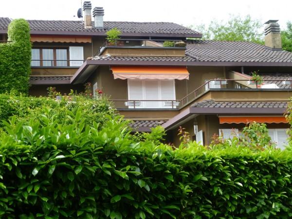 Villetta a schiera in vendita a Bregano, Residence Plan, Arredato, con giardino, 171 mq - Foto 10