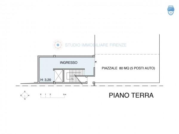 Capannone in affitto a Bagno a Ripoli, 810 mq - Foto 2
