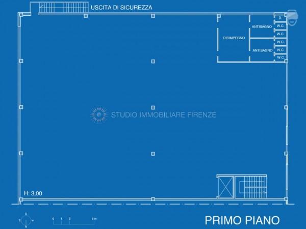 Capannone in affitto a Bagno a Ripoli, 810 mq - Foto 16