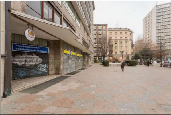 Locale Commerciale  in affitto a Sesto San Giovanni, Mm Rondò, Con giardino, 90 mq - Foto 3