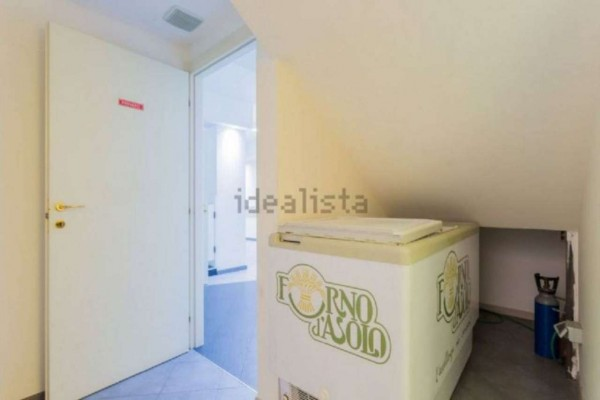 Locale Commerciale  in affitto a Sesto San Giovanni, Mm Rondò, Con giardino, 90 mq - Foto 9