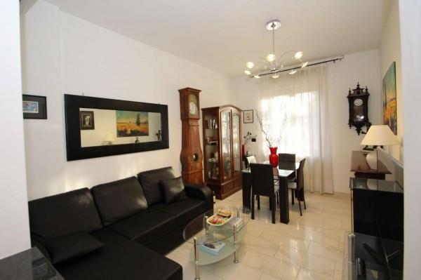 Appartamento in vendita a Torino, Borgo Vittoria, Con giardino, 100 mq - Foto 19