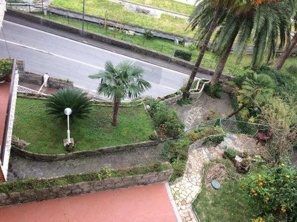 Appartamento in vendita a Rapallo, Parco Casale, Con giardino, 120 mq - Foto 18