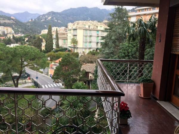 Appartamento in vendita a Rapallo, Parco Casale, Con giardino, 120 mq - Foto 17