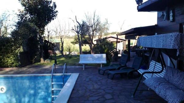 Villa in vendita a Roma, Malagrotta, Con giardino, 200 mq - Foto 5