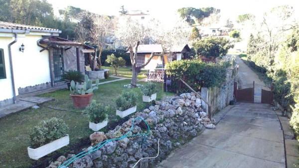 Villa in vendita a Roma, Malagrotta, Con giardino, 200 mq - Foto 2