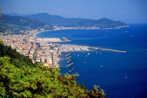 Appartamento in vendita a Rapallo, Porto Turistico, Arredato, 100 mq - Foto 3