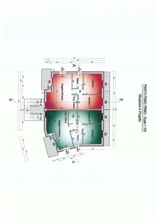 Appartamento in vendita a Alpignano, Centro/verde, Con giardino, 92 mq - Foto 13