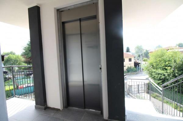 Appartamento in vendita a Alpignano, Centro/verde, Con giardino, 92 mq - Foto 2