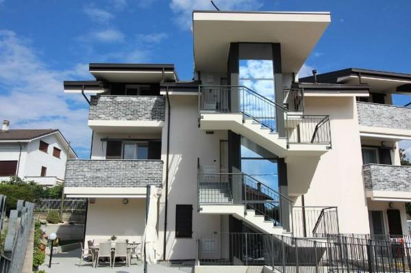 Appartamento in vendita a Alpignano, Centro/verde, Con giardino, 92 mq - Foto 12