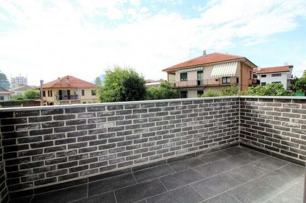 Appartamento in vendita a Alpignano, Centro/verde, Con giardino, 92 mq - Foto 8