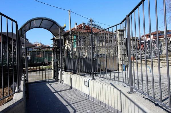 Appartamento in vendita a Alpignano, Centro/verde, Con giardino, 92 mq - Foto 15