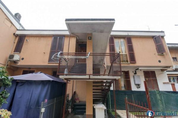 Appartamento in vendita a Milano, M5 San Siro Stadio, Con giardino, 100 mq - Foto 13
