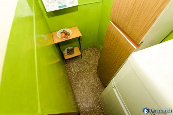 Appartamento in vendita a Milano, M5 San Siro Stadio, Con giardino, 100 mq - Foto 7