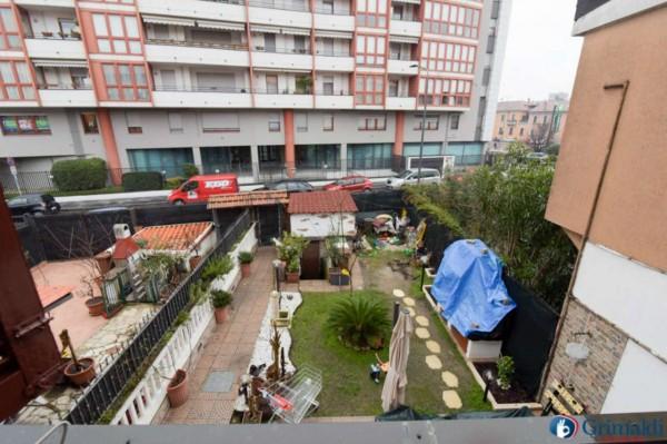 Appartamento in vendita a Milano, M5 San Siro Stadio, Con giardino, 100 mq - Foto 11
