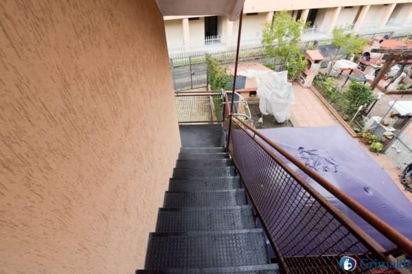 Appartamento in vendita a Milano, M5 San Siro Stadio, Con giardino, 100 mq - Foto 14