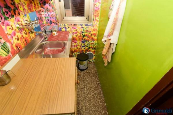 Appartamento in vendita a Milano, M5 San Siro Stadio, Con giardino, 100 mq - Foto 5