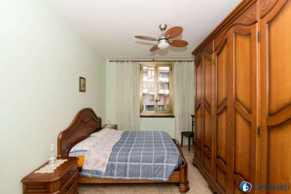 Appartamento in vendita a Milano, M5 San Siro Stadio, Con giardino, 100 mq - Foto 17