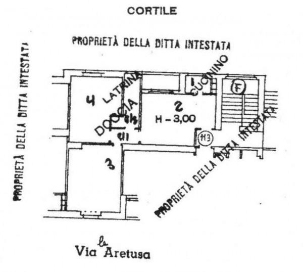 Appartamento in vendita a Milano, Aretusa, 70 mq - Foto 2