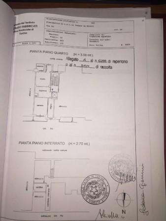 Appartamento in vendita a Rivoli, Cascine Vica, 75 mq - Foto 2