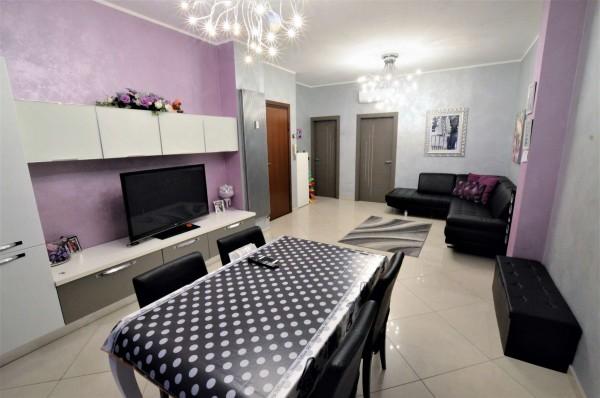 Appartamento in vendita a Rivoli, Cascine Vica, 75 mq