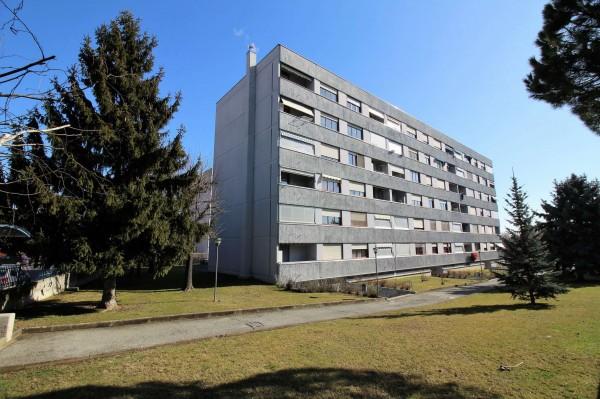 Appartamento in vendita a Alpignano, Centro, Con giardino, 72 mq