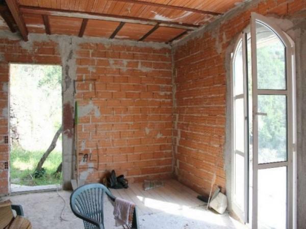 Casa indipendente in vendita a Zoagli, S.ambrogio, Con giardino, 88 mq - Foto 21
