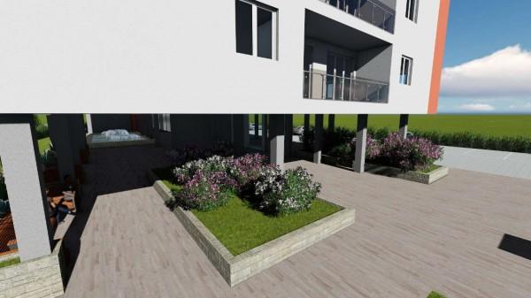 Appartamento in vendita a La Spezia, Migliarina, Con giardino, 95 mq - Foto 2