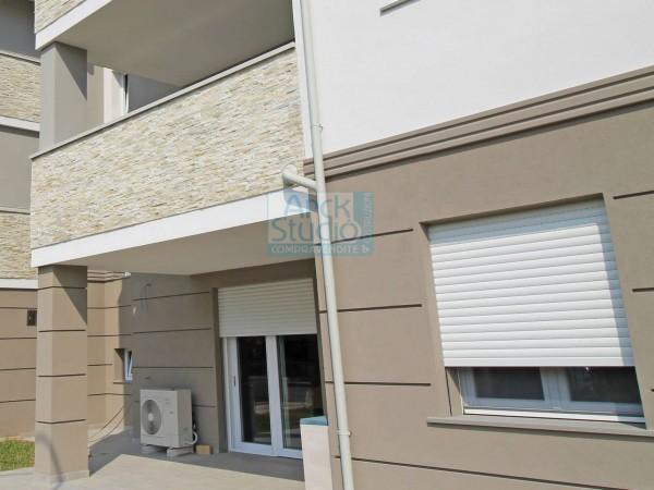 Appartamento in vendita a Cassano d'Adda, Con giardino, 85 mq - Foto 2