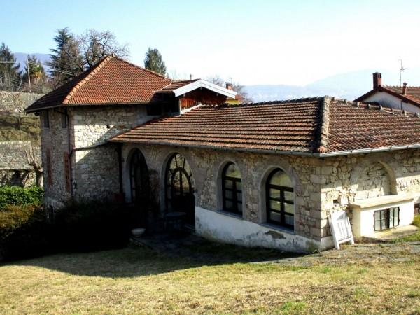 Rustico/Casale in vendita a Cassano Valcuvia, Via Dante, Arredato, con giardino, 800 mq