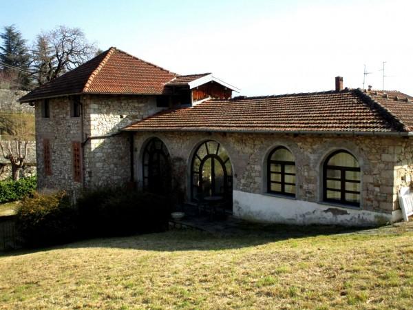 Rustico/Casale in vendita a Cassano Valcuvia, Via Dante, Arredato, con giardino, 800 mq - Foto 2