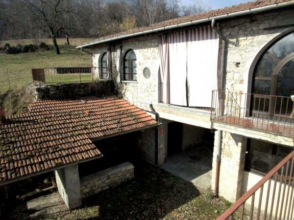 Rustico/Casale in vendita a Cassano Valcuvia, Via Dante, Arredato, con giardino, 800 mq - Foto 24