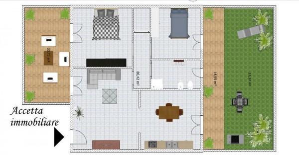 Appartamento in vendita a Taranto, Centrale, 80 mq - Foto 4