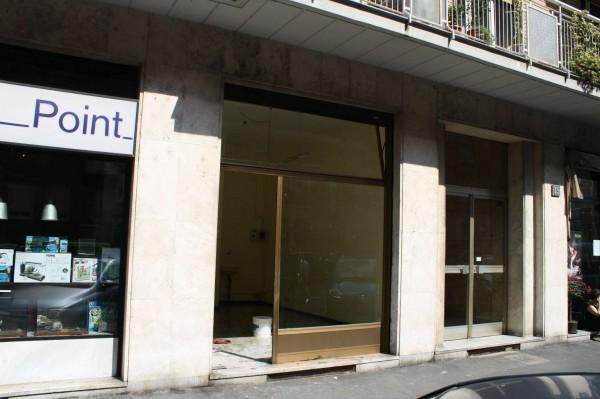 Negozio in affitto a Milano, Salgari, Tito Livio, 25 mq